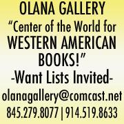 Olana Gallery Ad