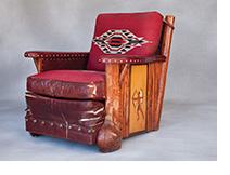 Molesworth Club Chair