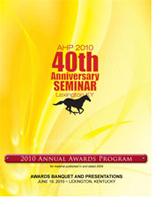 Awards Program Cover