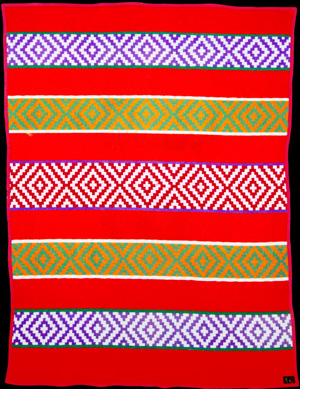 Indian Blanket Photo