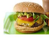 Delicious BBQ Burger