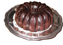 Delicious and Wicked Chocolate Cake