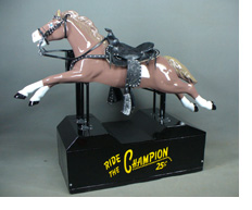 A Coin-Operated Horse for Kids