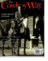 Cover of Cowboy Way Magazine