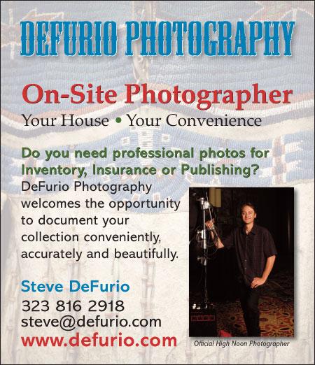 Steve Defurio Photography Ad