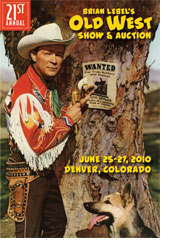 Old West Show and Auction Cover