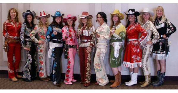 Photo of The Golden West Cowgirls