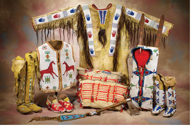 Indian Items at Auction