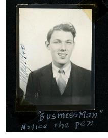 Linda's Father, Harold Goldstein