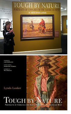 Linda Lanker and Tough by Nature Book Cover