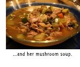 Photo of Blanca's Mushroom Soup