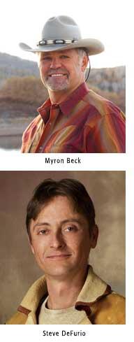 Myron and Steve