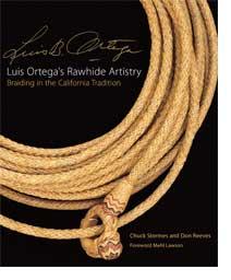 Cover of Book on Luis Ortega