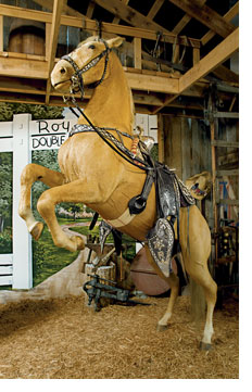 Roy Rogers' Horse Trigger