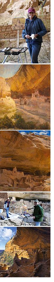 Rim Painting Collage