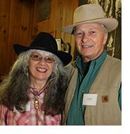 Shoni Maulding and husband Ron