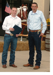 Photo of Jeff Trammel & Stephen Plyler