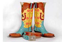 Sorrell Custom Boots
