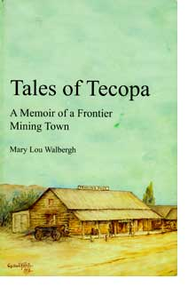 Cover of Book Tales of Tecopa