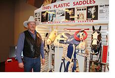 Tom and Plastic Saddles