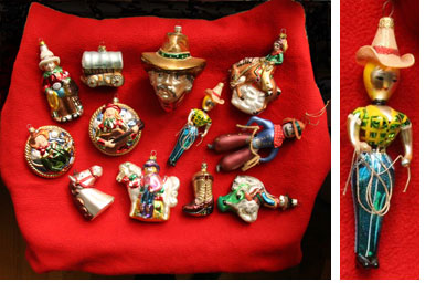 Photo of Verrier Christmas Ornaments plus a favorite