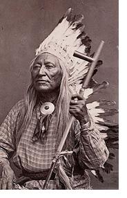 Shoshone chief, Washakie