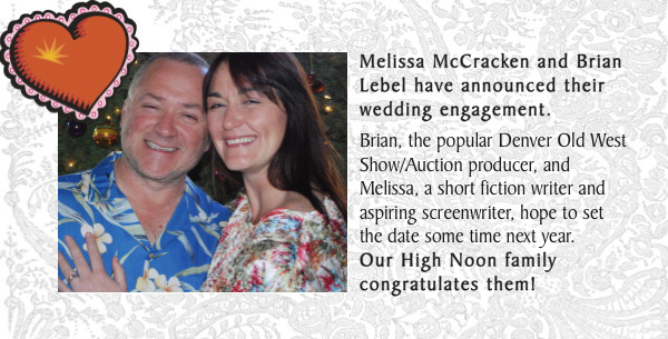 Melissa McCracken and Brian Lebel Wedding Announcement
