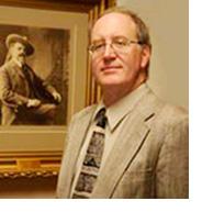 Photo of Dr. John C. Rumm, Curator