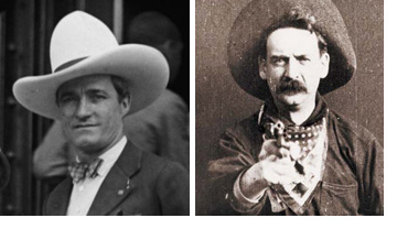 Tom Mix and Great Train Robery still