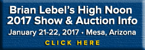 Brian Lebel High Noon Show & Auction