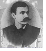 Photo of John Wesley Hardin