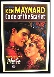 Code of the Scarlet Poster