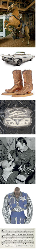 Roy Rogers Auction Photos